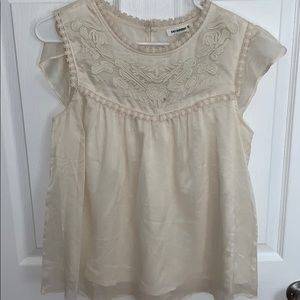 Tops - ee:some Lace Blouse